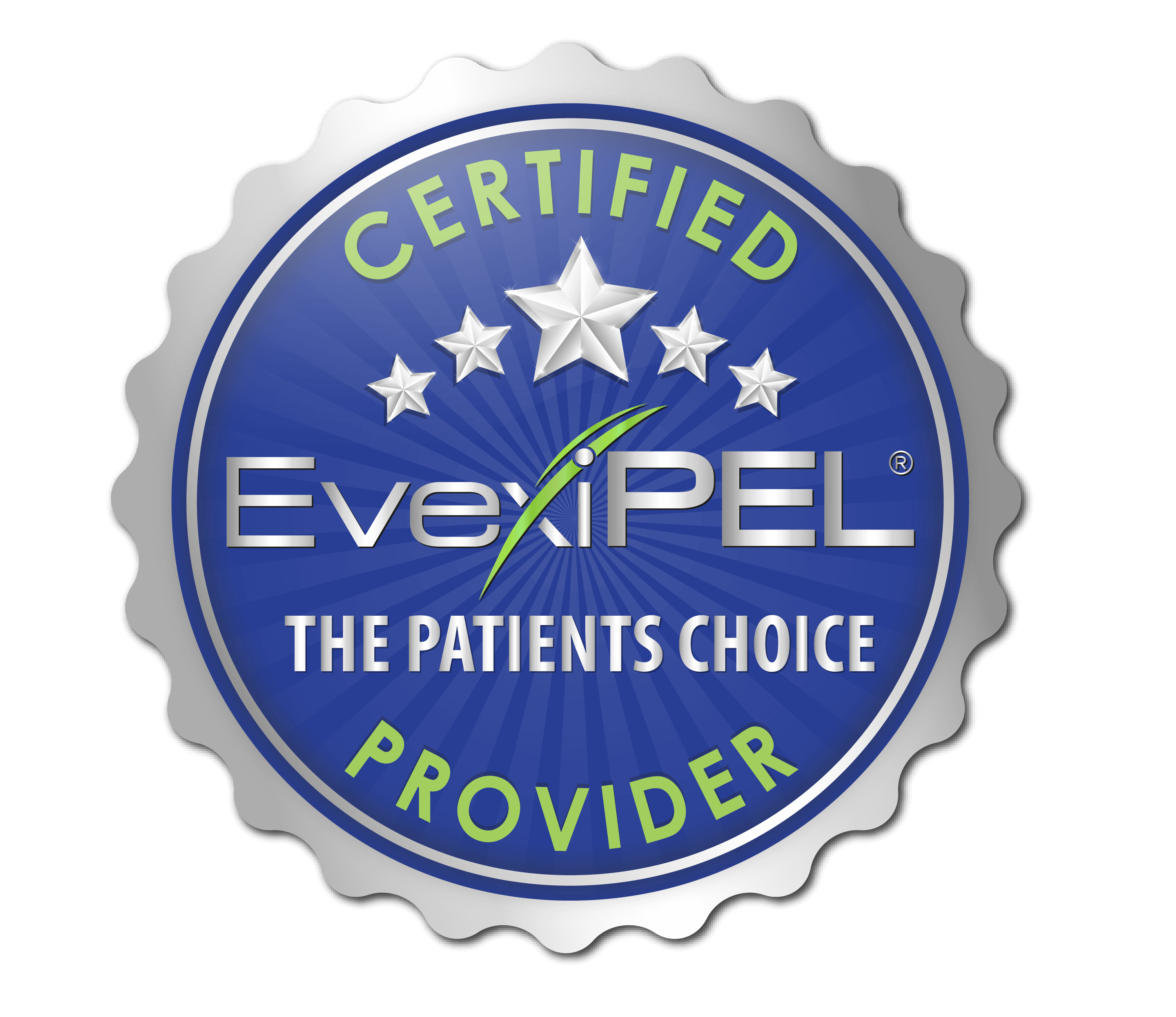 Certified EvexiPEL Hormone Replacement Pellet Therapy Provider