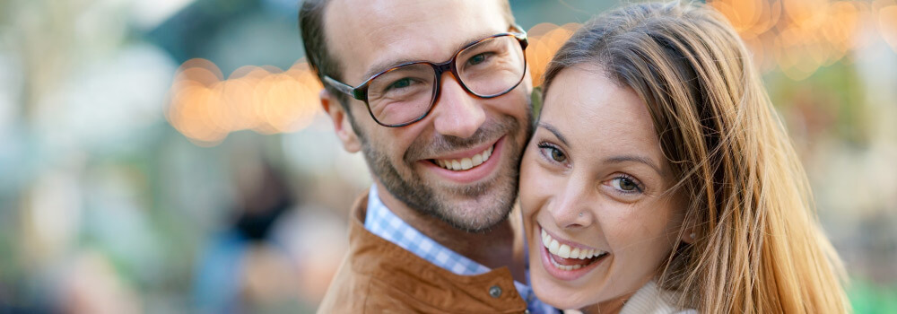 Happy Couple on EvexiPEL Hormone Replacement Pellet Therapy