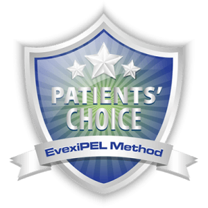 EvexiPEL is the Patients Choice